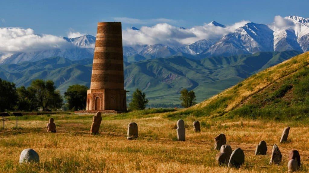 Giorno 10. Bishkek – Burana – Chon Kemin
