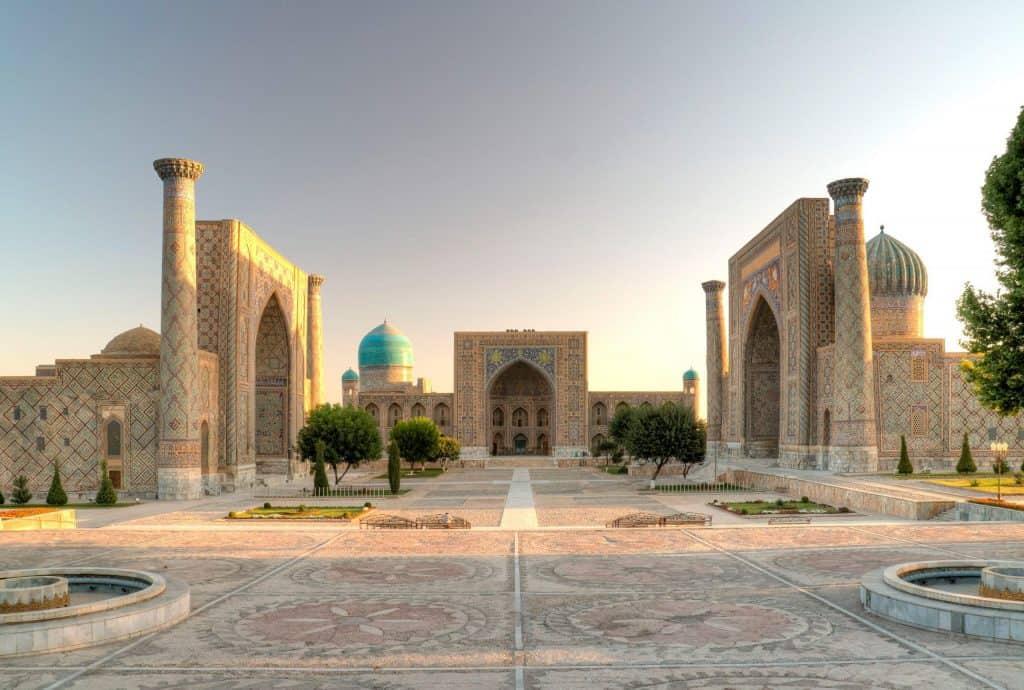 Giorno 5. Samarkand