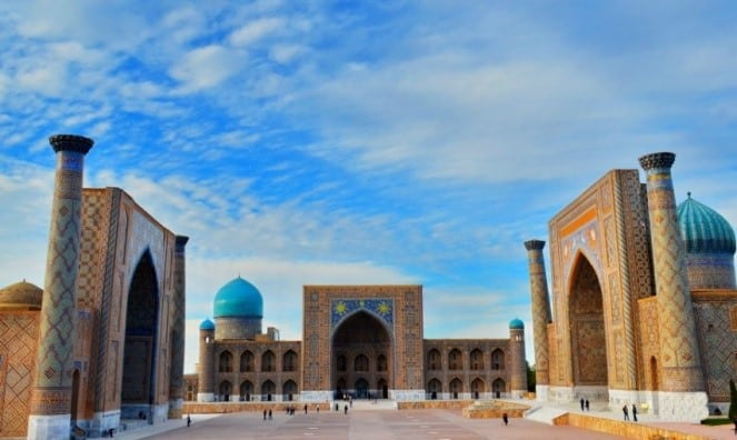 Giorno 10. Samarkanda (visite)