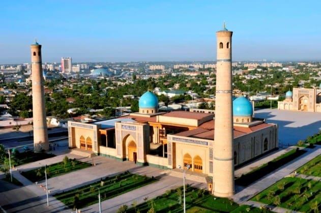 Day 2 (Sat) Tashkent (visits)