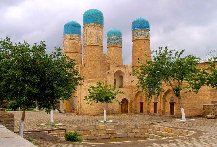 Day 7 (Thu) Bukhara (visits)