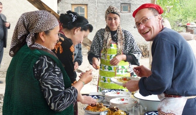 Giorno 9. Nurata – Mitan villaggio – Samarkanda