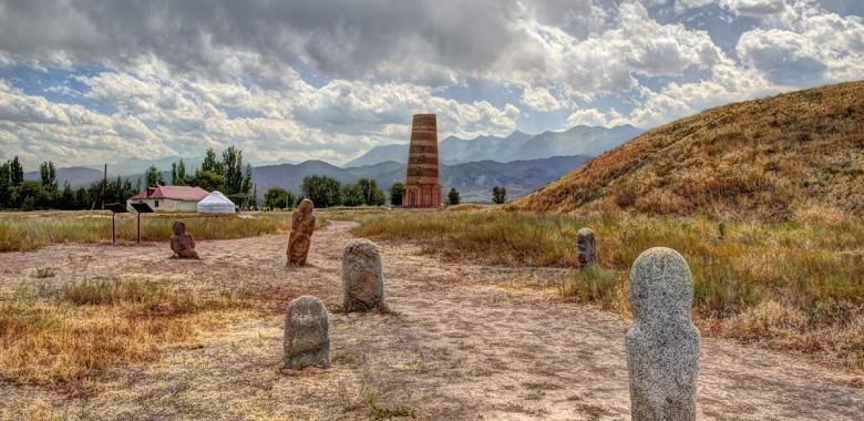 Day 11. Chon Kemin – Burana - Bishkek (ca. 200 km., 3 h.)