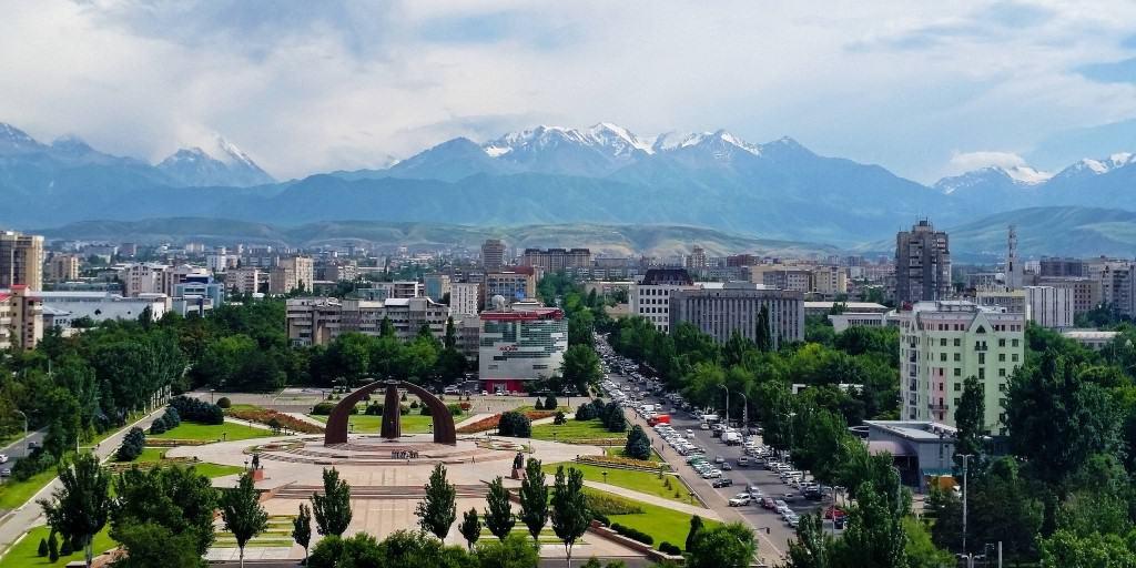 Day 1. Airport – Bishkek (ca. 30 km., 40 min)