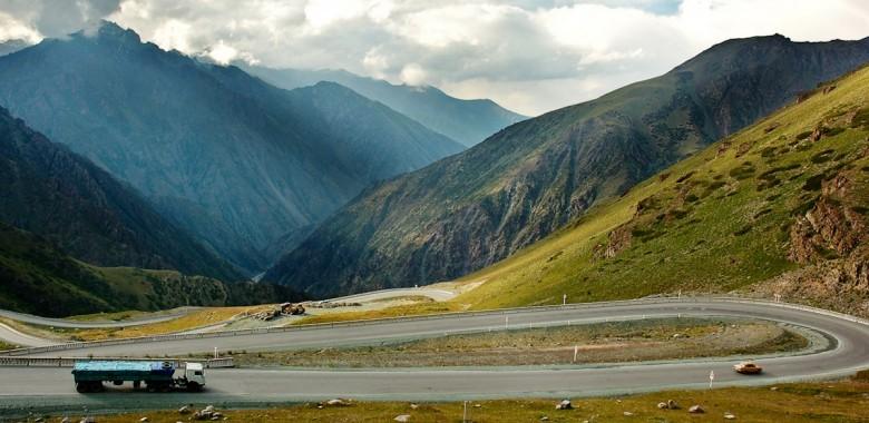 Day 2. Bishkek – Kyzyl Oy (ca. 200 km., 5 h.)