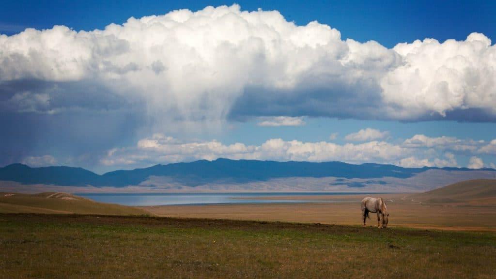 Day 3. Kyzyl Oy – Son Kul (ca. 180 km., 4 h.)