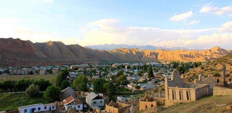 Jour 7. Lac Kel Sou – Naryn (ca. 160 km., 5-6 h)