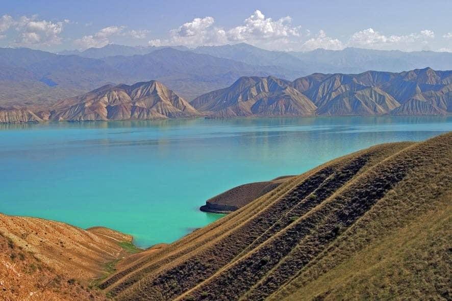 Day 2. Bishkek – Toktogul (ca. 350 km., 5-6 h.)
