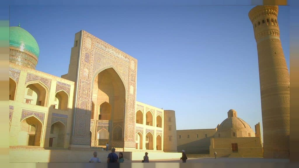 Day 14. Bukhara (city tour)