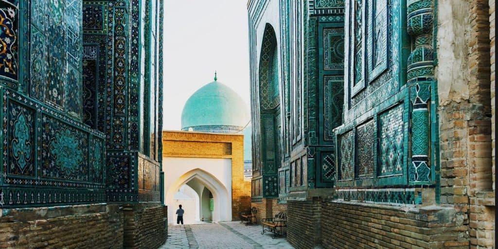 Jour 16. Samarkand – Tachkent (Train express)