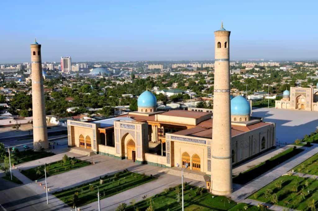 Tag 17. Taschkent (Stadtrundfahrt)