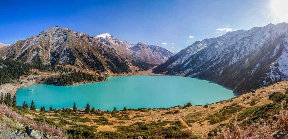 Tag 1. Ankunft Almaty (140 km., 4 St.)