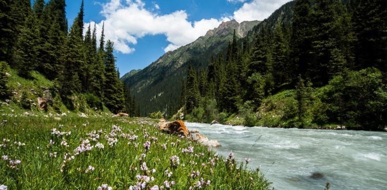 Giorno 4. Karakol - Altin Arashan – Karakol (80 km, 3-4h )