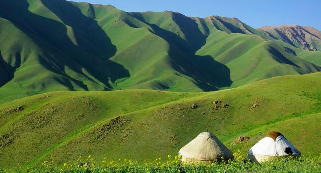 Giorno 8. Kyzart -  Kilemche ( equitazione)