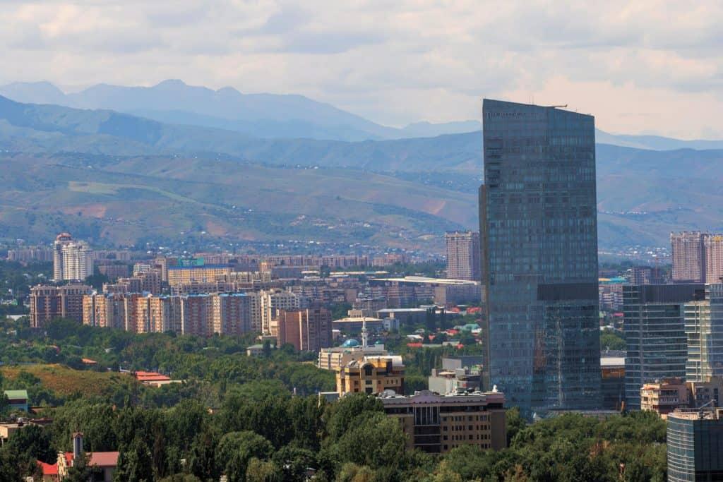 Giorno 18. Bishkek – Almaty
