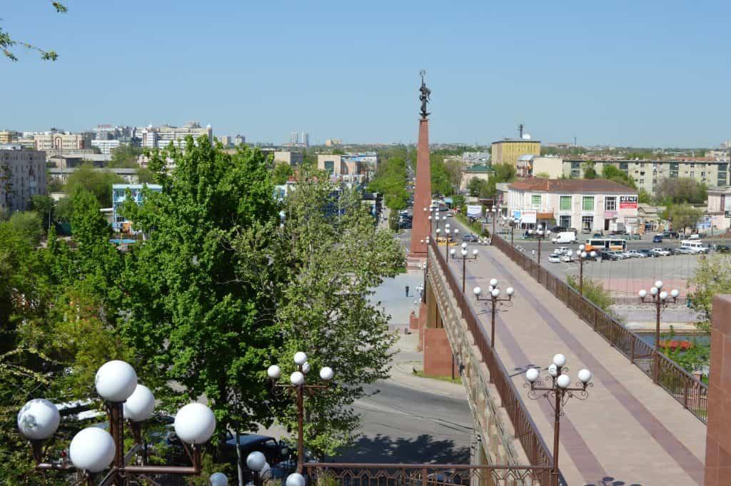 Jour 18. Turkestan – Chymkent – Taraz