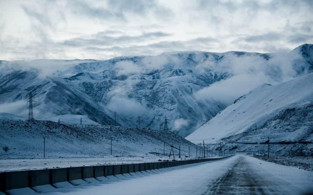 Jour 2. Bichkek – Tchon Kemin (190 km, 5-6h)
