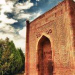 le mausolée de Manas