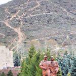 Das Mausoleum Manas - Галерея 3