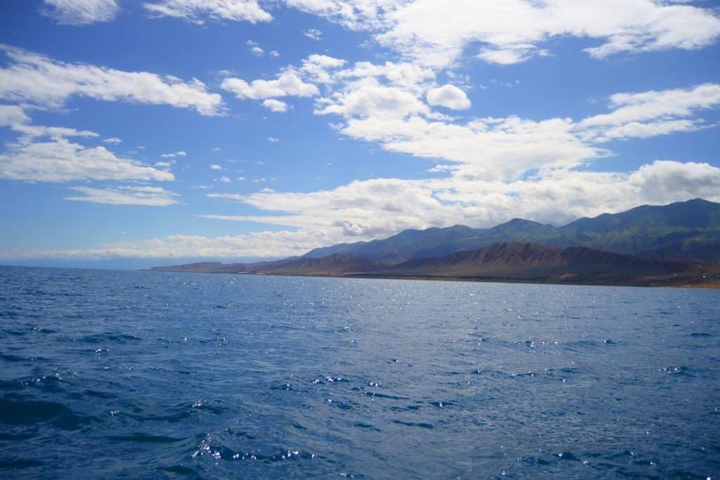 Day 6. Kyzyl Aska – Tamchy / Issyk Kul (Trekking)