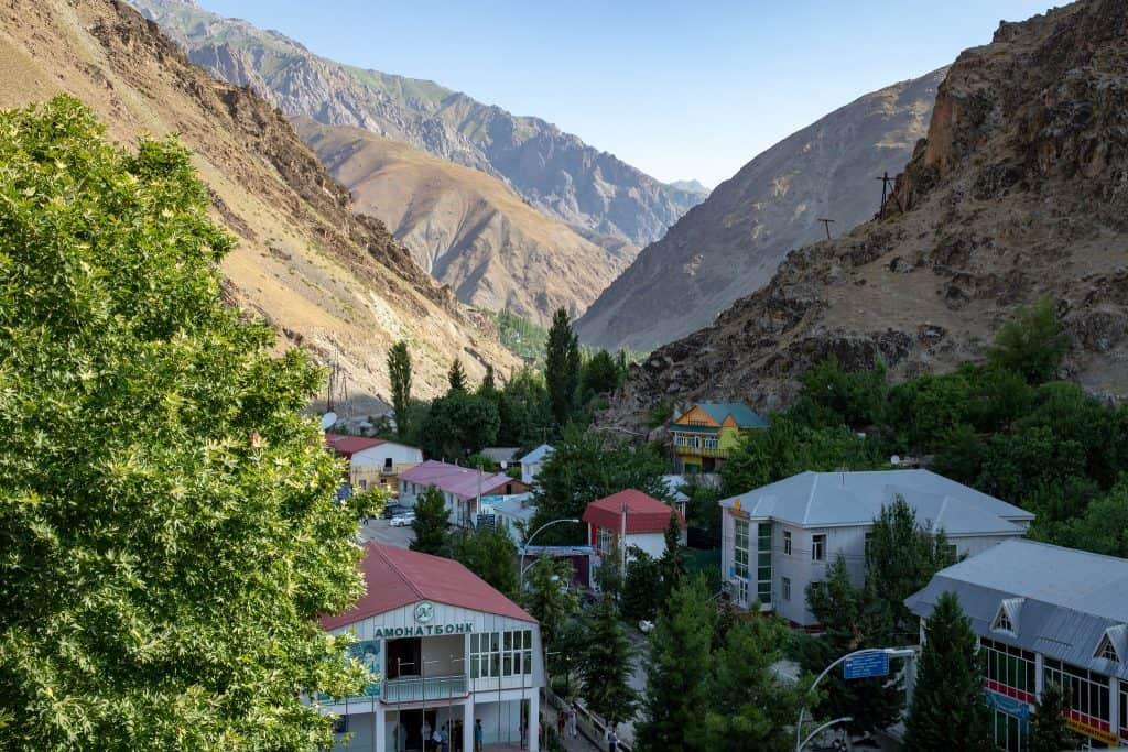 Day 11. Khorog – Kalaykhumb