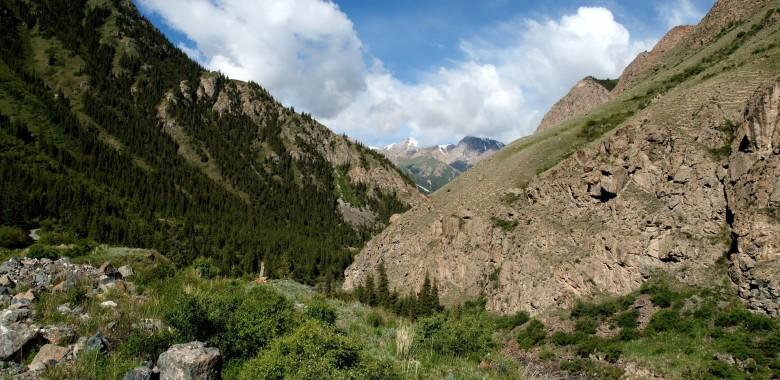 Jour 5. Son Kol – Naryn (VTT) (ca. 120 km, 2h de transfert) (VTT)