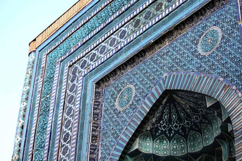 Jour 13. Douchanbé – Penjikent – Samarkand (Ouzbékistan)