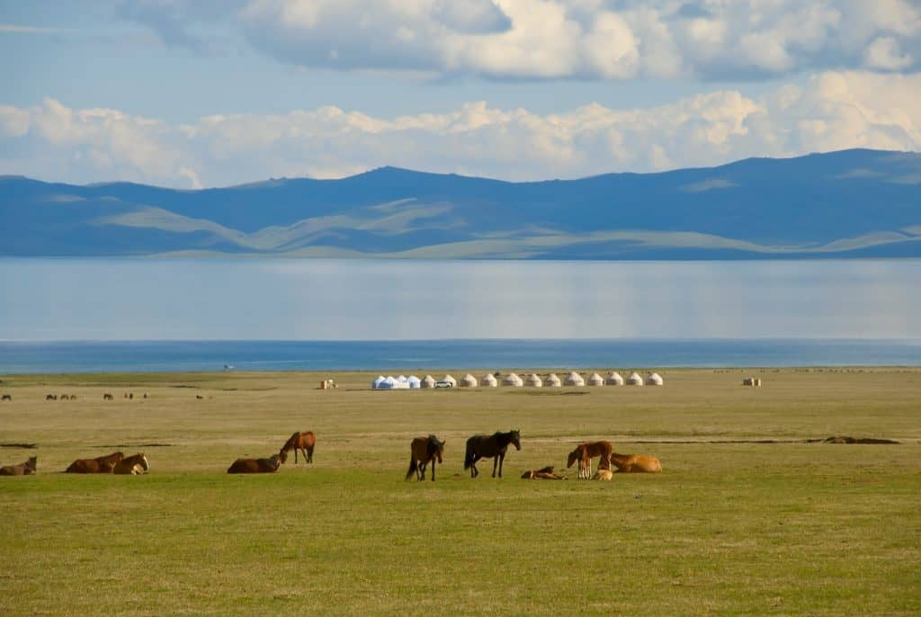 Tag 6. Kazarman – Son-Kol (ca. 160 km., 6 St.)