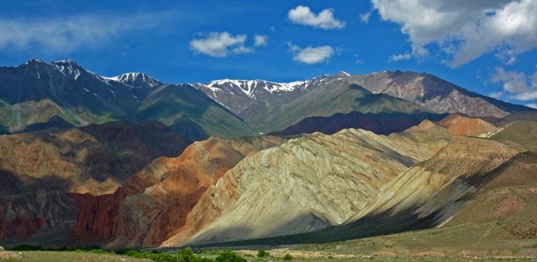 Jour 2. Bichkek – Kyzyl Oy (50% piste, 50% goudronné)