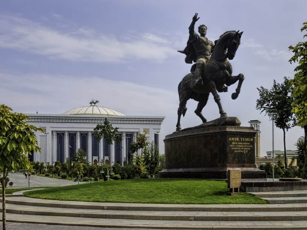 Day 15. Samarkand – Tashkent