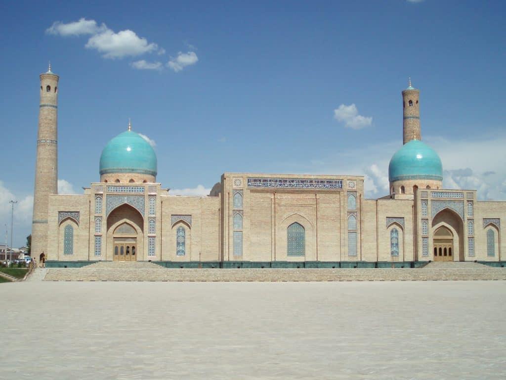 Giorno 16. Tashkent