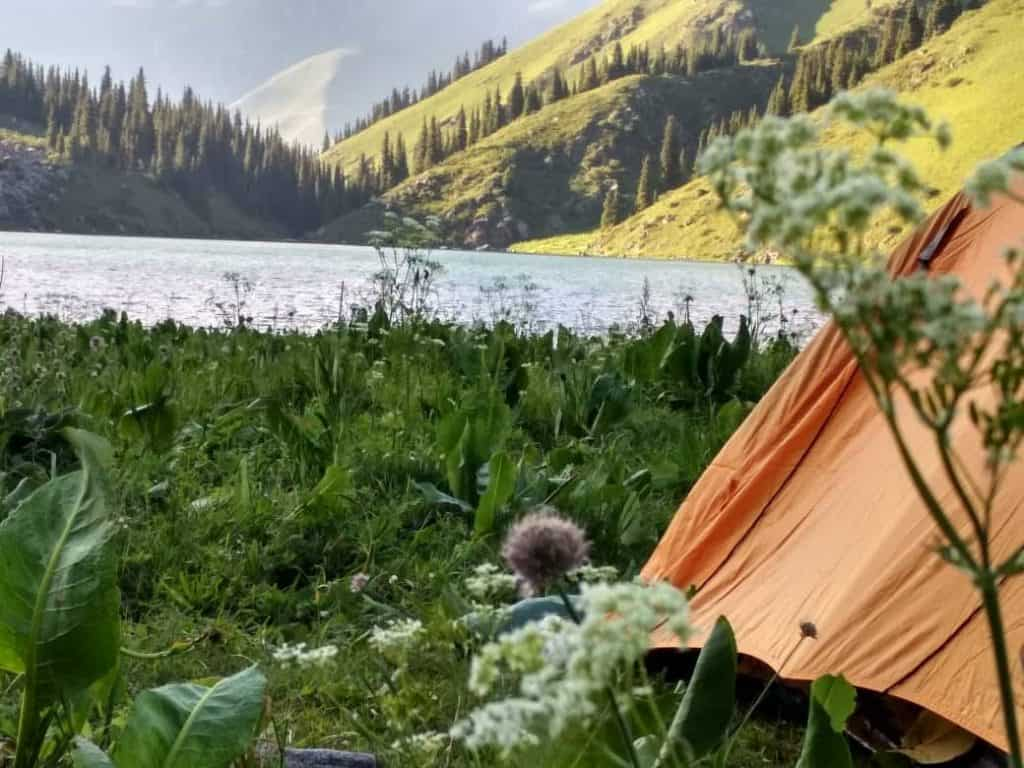 Giorno 4. Toru Aigyr - Lago di Kol Kogur  (Trekking)