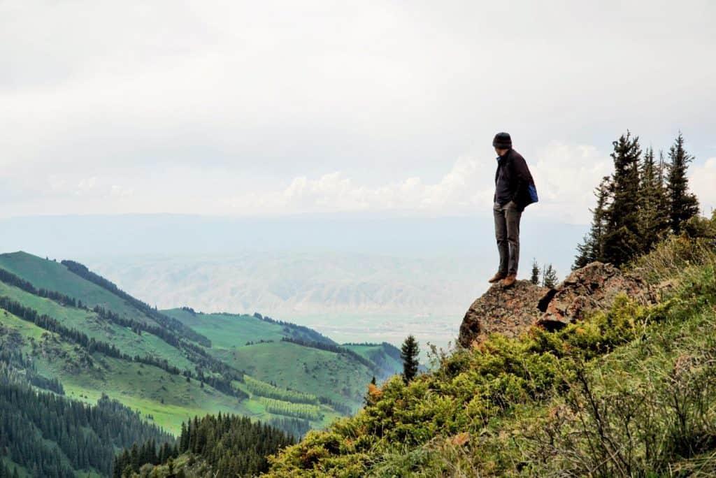 Jour 3. Tchon Kemin – Toru Aigyr (Trek à pied)