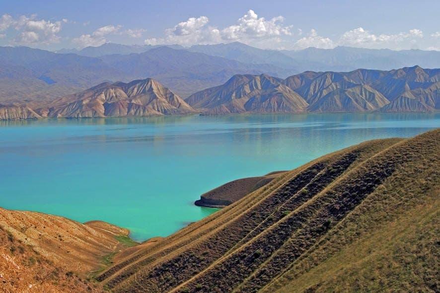 Jour 2. Bichkek – Réservoir de Toktogoul (ca. 340 km., 6 h.)