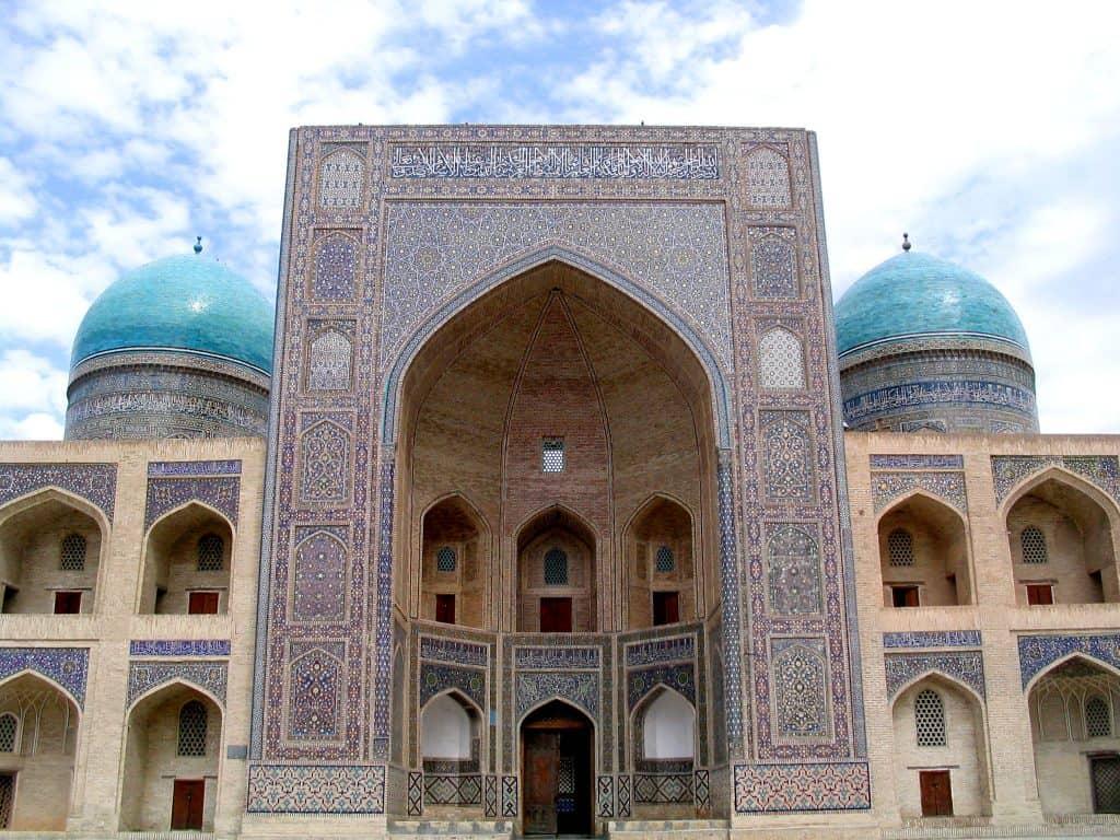 Giorno 3. Mary – Farap – Bukhara