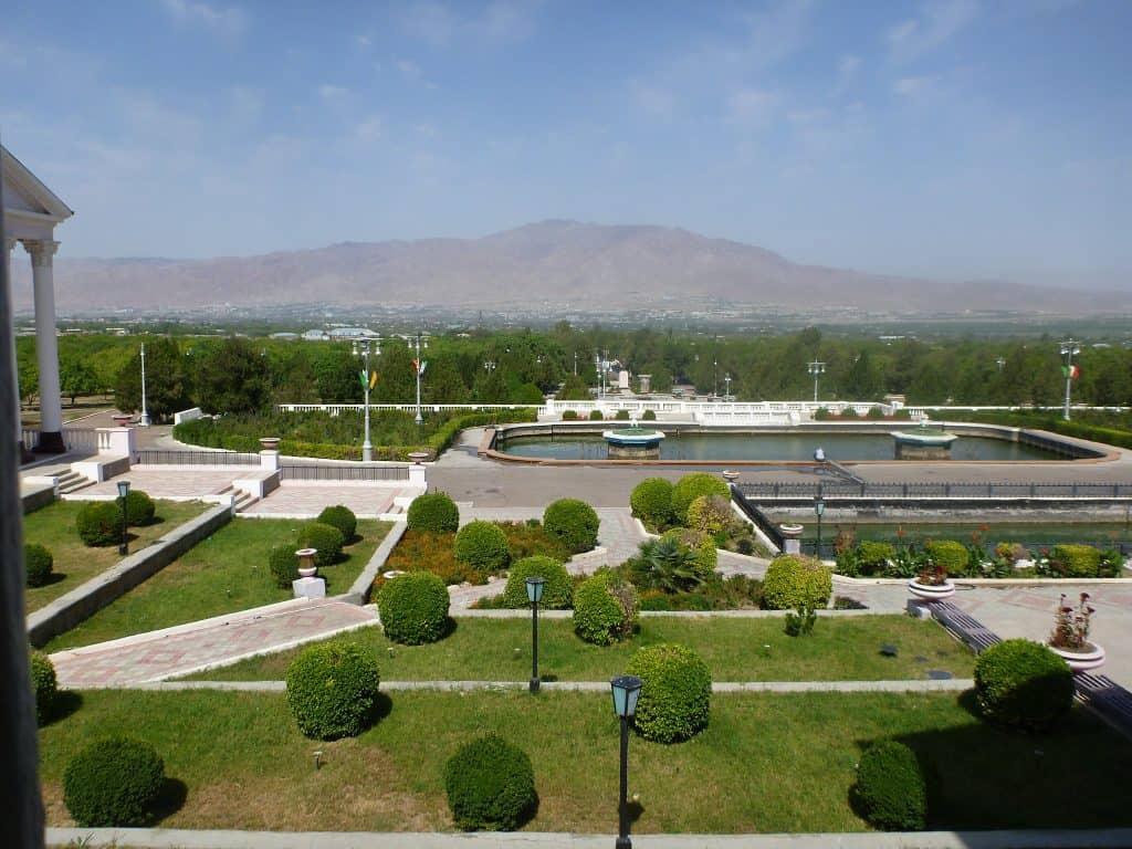 Giorno 7. Tashkent – Oybek – Khujand