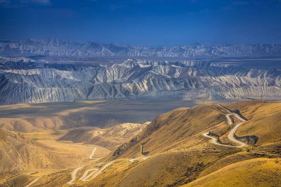 Jour 4. Lac Song Kul - Baetovo - Naryn (60% piste, 40% goudronné)