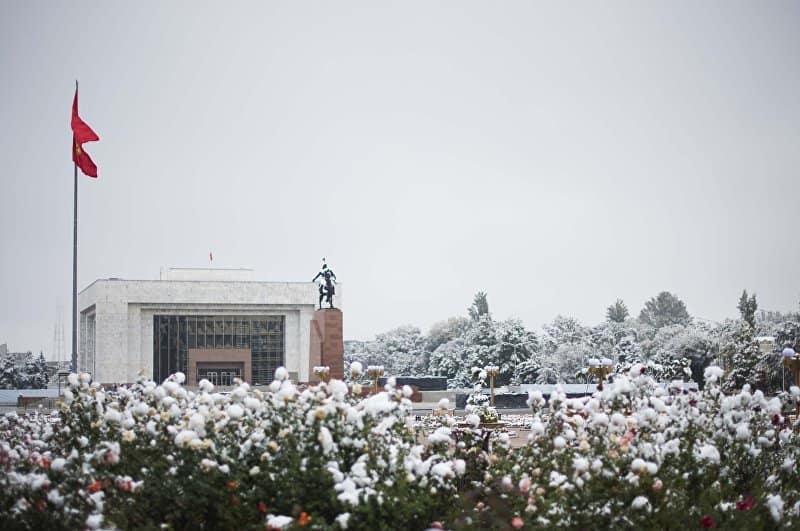 Issyk-Kul Lake – Bishkek